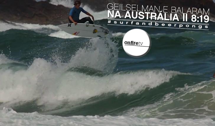 9401Geiselman, Dunphy e Balaram na Austrália || 8:19