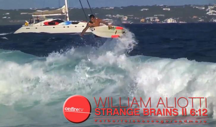 9241William Aliotti | Strange Brains || 6:12