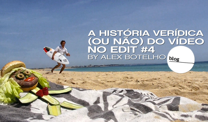 "10062A história verídica (ou não) do vídeo ""No Edit #4"" | By Alex Botelho"