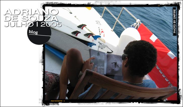 10192Adriano de Souza | Julho de 2005 | Blog