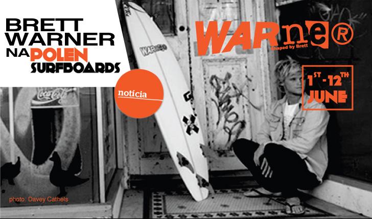 10256Brett Warner na Polen entre 1 e 12 de Junho