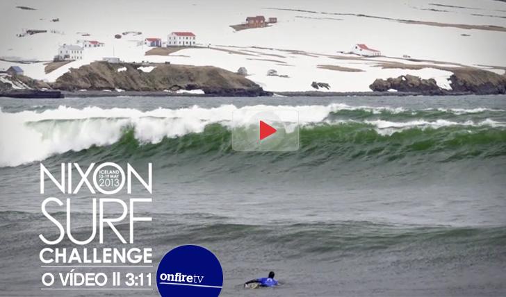 10250Nixon Surf Challenge 2013 || 3:11