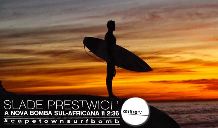 9662Slade Prestwich | A bomba Sul-Africana || 2:36