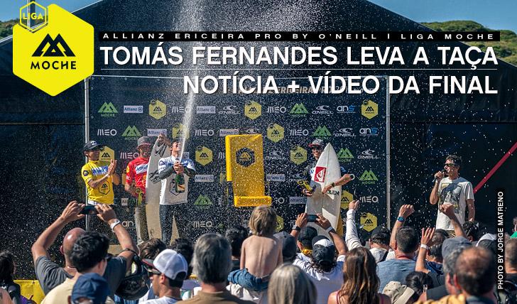 10300Tomás Fernandes vence em casa | Allianz Ericeira Pro | Dia 3 | Notícia + Vídeo da final