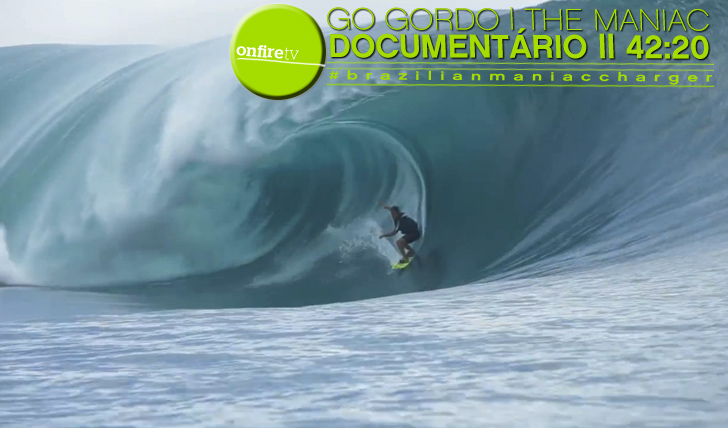 10941Go Gordo | The Maniac | Documentário || 42:20