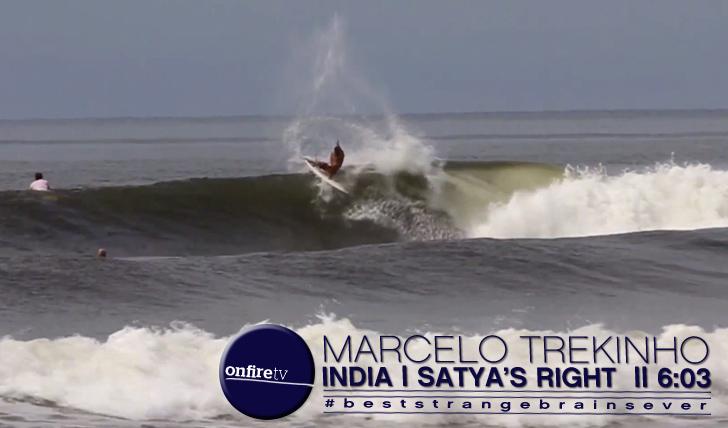 10981Strange Brains | Marcelo Trekinho | India || 6:03