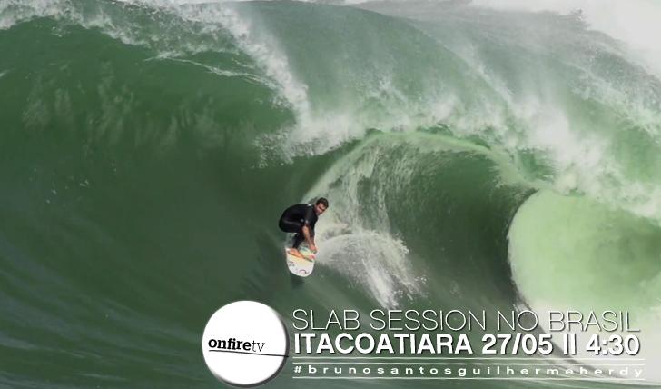 10431Slab Session no Brasil | Itacoatiara || 4:30