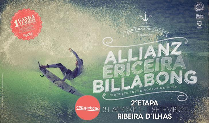 12401Allianz Ericeira Billabong | 2ª Etapa | 31 Agosto a 1 Setembro