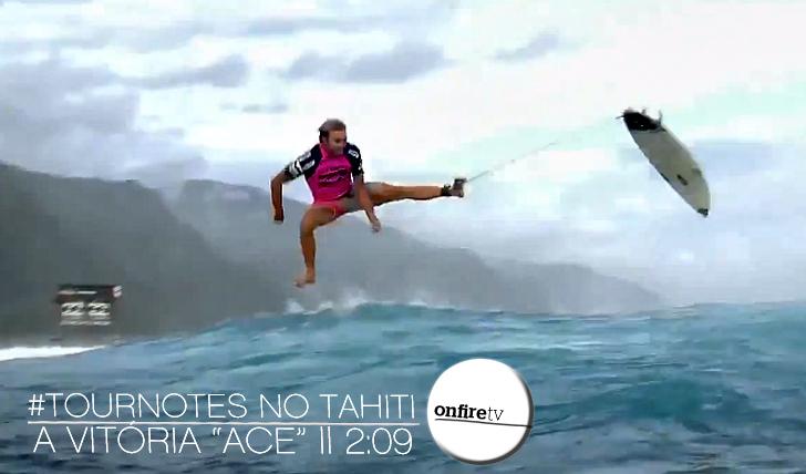 """12271#Tournotes no Tahiti   A vitória de """"Ace""""    2:09"""