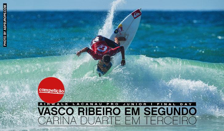 12056Vasco Ribeiro é segundo no Airwalk Lacanau Pro Junior | Carina Duarte é terceira