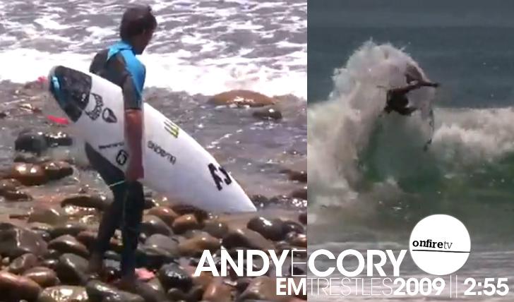12942Andy Irons e Cory Lopez em Trestles    2:55