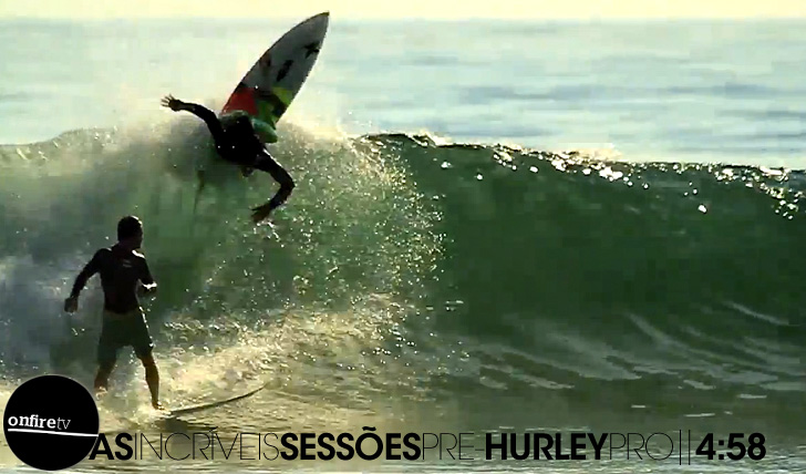 13094O melhor do free surf pre-Hurley Pro || 4:58