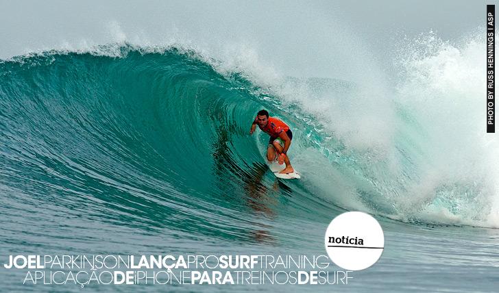 12774Joel Parkinson lança App para treino de surf
