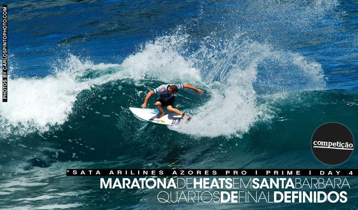 12622Sata Airlines Azores Pro chega aos últimos 8 surfistas | Dia 4 | Notícia + Slideshow