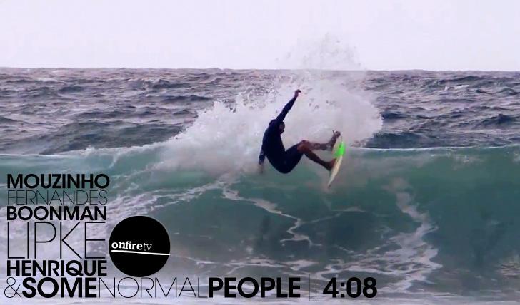 13273Normal People | Mouzinho & Friends || 4:08