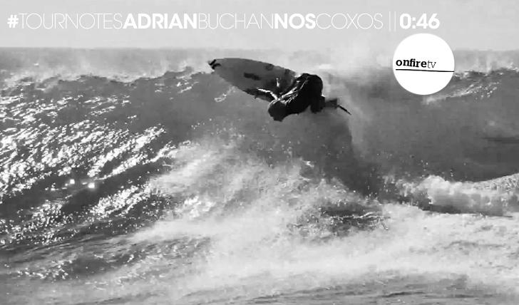 13589#Tournotes | Adrian Buchan nos Coxos || 0:46
