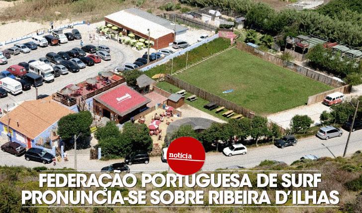 14326Federação Portuguesa de Surf pronuncia-se sobre Ribeira d'Ilhas