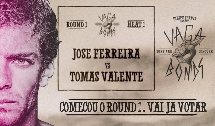 14309Começou o round 1 de Jervis and Vagabonds | Vai já votar!