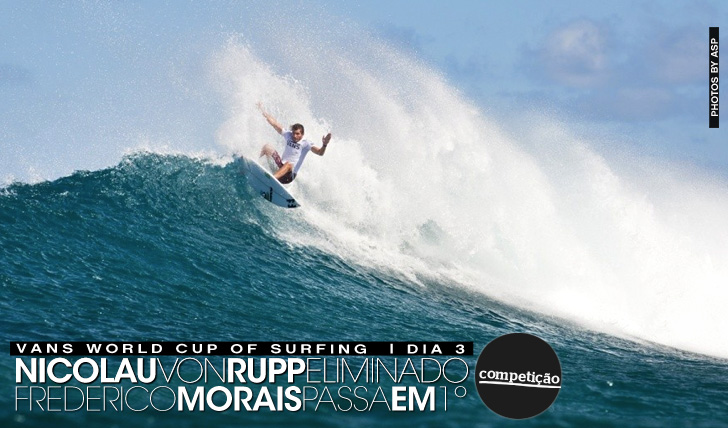 14536Frederico Morais vence round 1 do Vans World Cup of Surfing