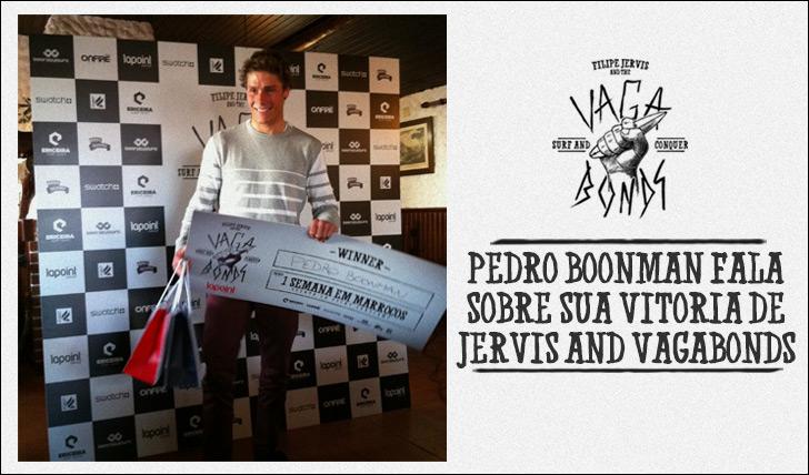 15110Pedro Boonman fala sobre sua vitória em Jervis and Vagabonds!