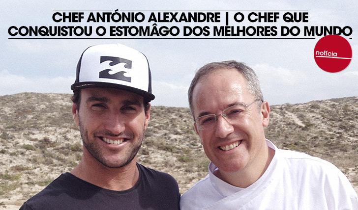 15131Chef António Alexandre, o chef que conquistou os melhores do mundo durante o MOCHE Series