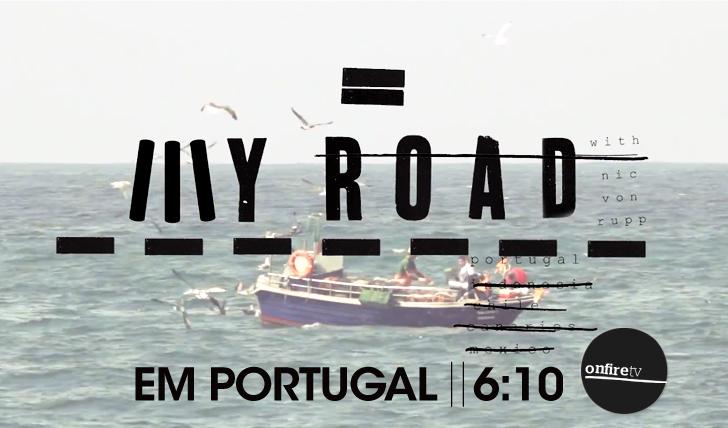 15003Nic Von Rupp | MEO My Road em Portugal || 6:10