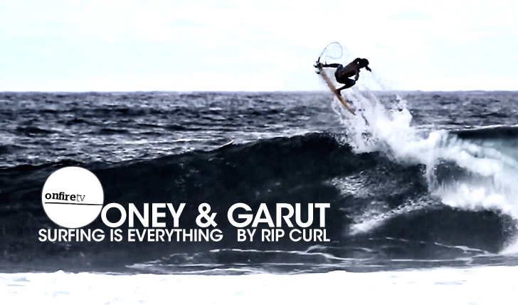 15176Oney & Garut | Surfing is Everything | By Rip Curl