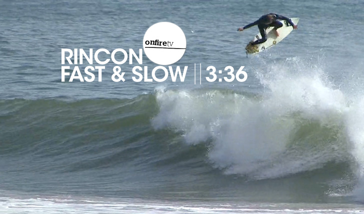 15107Rincon   Fast & Slow    3:36
