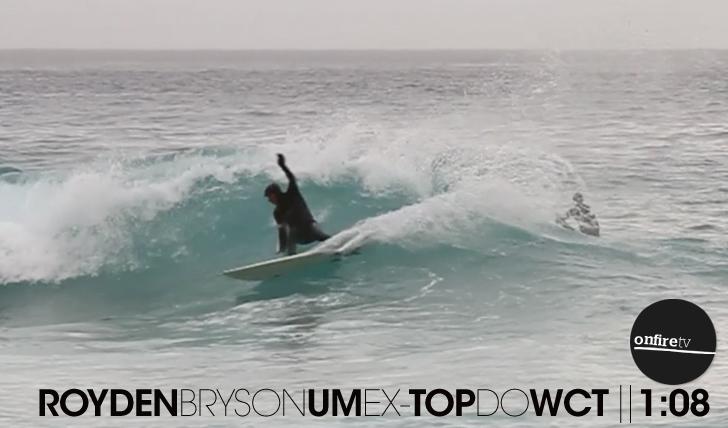 14717Royden Bryson | Ex-top do WCT || 1:08
