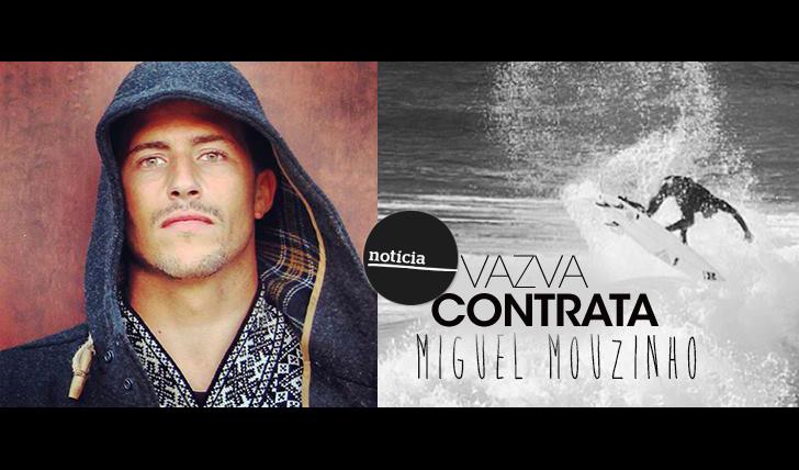 14724VAZVA contrata Miguel Mouzinho
