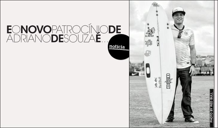 15603E o novo patrocínio principal de Adriano de Souza é…
