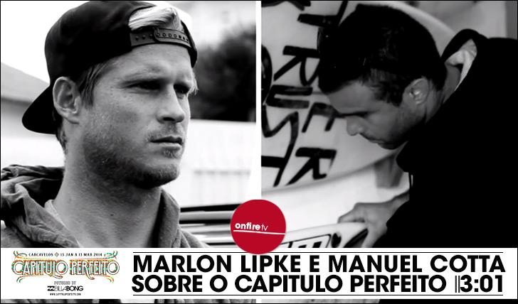 15614Marlon Lipke e Manuel Cotta sobre o Capítulo Perfeito || 3:01