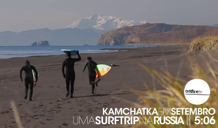 15439Kamchatka em Setembro | Uma surftrip na Russia || 5:06