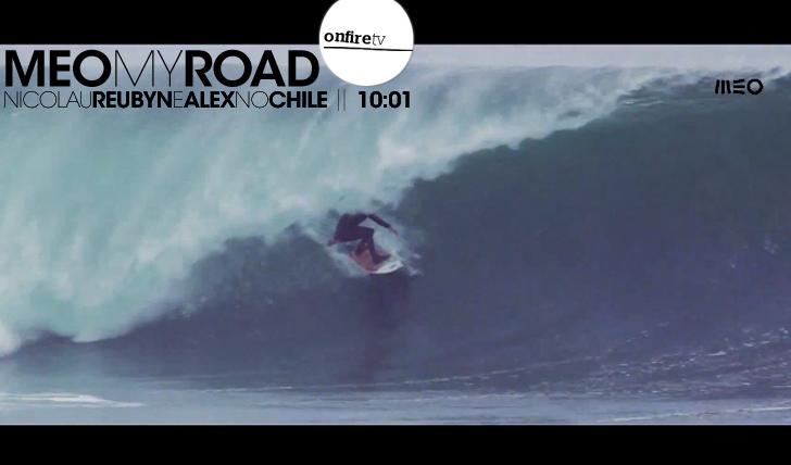 15481Nic Von Rupp   MEO My Road no Chile    10:01