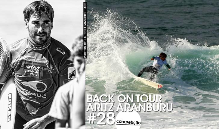 15347WCT 2014   Artiz Aranburu   Back on Tour