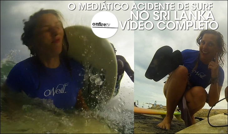 15834O acidente no Sri Lanka   Vídeo completo    3:43