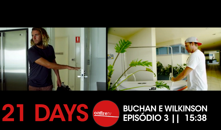 1639221 Days | Buchan e Wilkinson Ep. 03 || 15:38