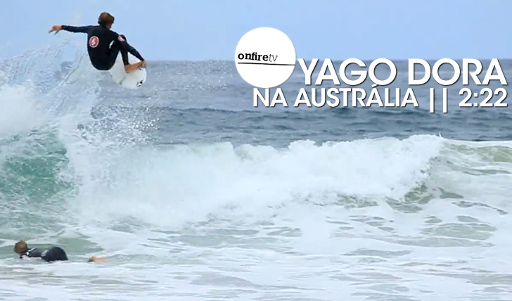 16536Yago Dora na Austrália || 2:22