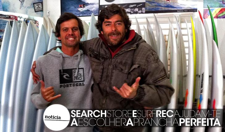16385Search Store e Surf REC ajudam-te a escolher a prancha perfeita