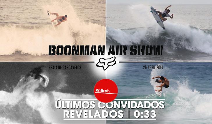 17440Últimos convidados para o Boonman Air Show revelados || 0:33
