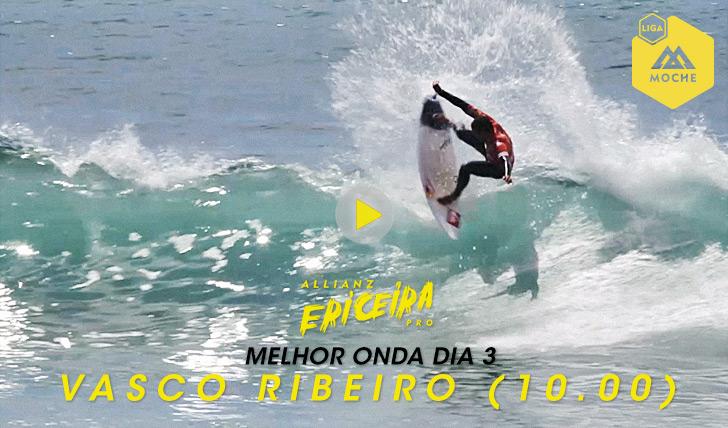 17307O 10 de Vasco Ribeiro | Melhor onda do dia 3 do Allianz Ericeira Pro || 1:27
