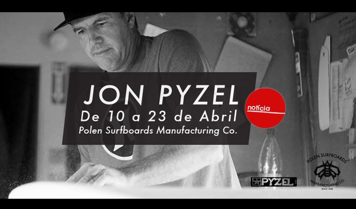 16939Jon Pyzel está de volta à Polen dia 10 de Abril