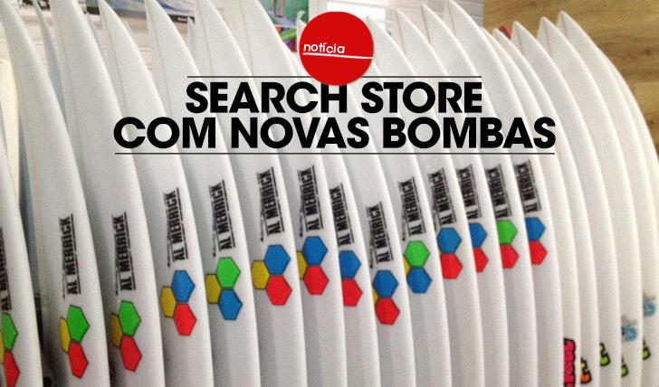 16893Search Store com novas bombas