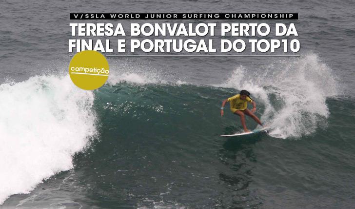 17093Bonvalot perto da final e Portugal do top10 do Mundial de Juniores do ISA