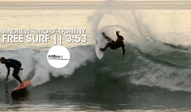 """17722Andrew """"Droid"""" Doheny 