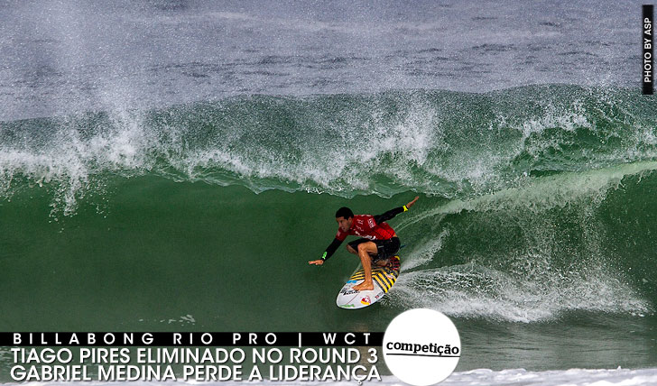17820Tiago Pires eliminado no Billabong Rio Pro