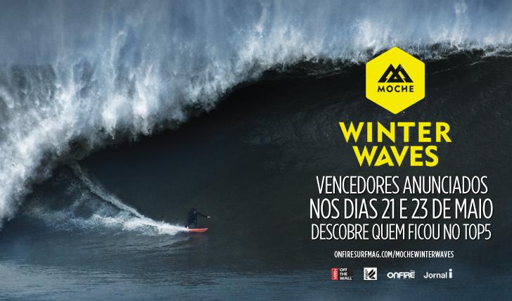 17908MOCHE Winter Waves | Top5 anunciado | Descobre quando serão anunciados os vencedores