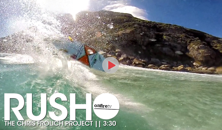 17881Rush | The Chris Frolich Project || 3:30
