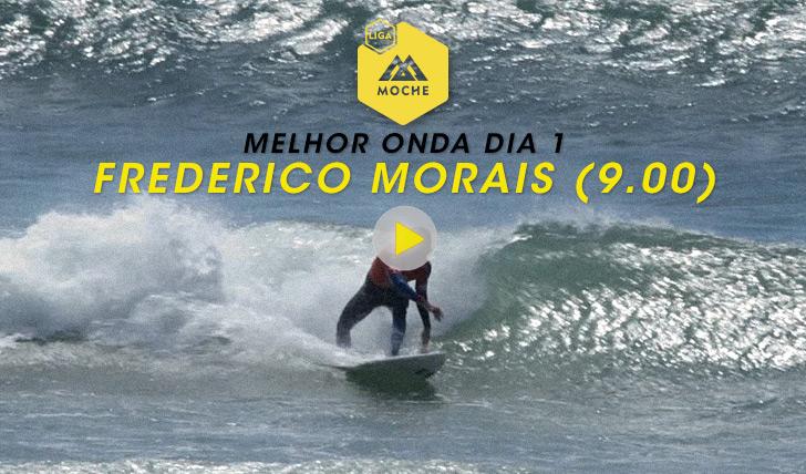 17776Sumol Porto Pro | Melhor Onda | Dia 1 | Frederico Morais || 0:41