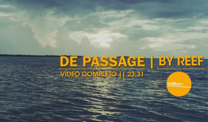 18505De Passage | by Reef | Filme Completo || 23:31